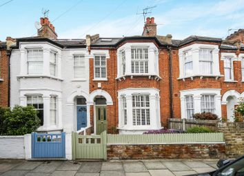 Thumbnail 4 bed terraced house for sale in Ormeley Road, London