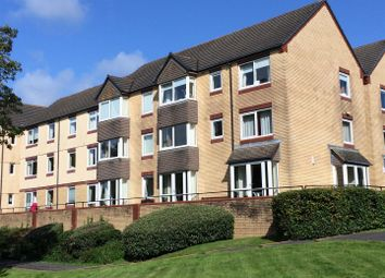 Thumbnail 1 bed flat for sale in Bradford Place, Penarth
