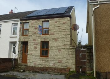 Thumbnail 2 bed semi-detached house for sale in Norton Road, Penygroes, Llanelli, Carmarthenshire.