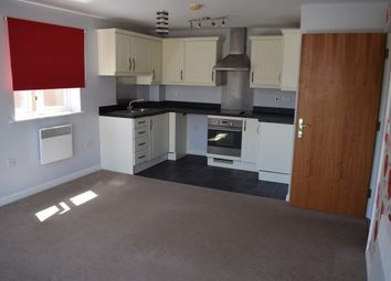 Thumbnail 1 bed flat to rent in Clayton Drive, Swansea