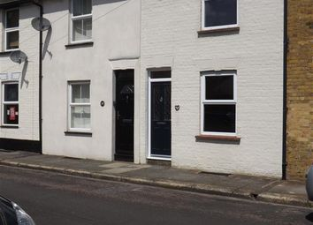 Thumbnail 2 bed terraced house to rent in Ridley Road, Rochester