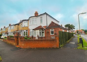Thumbnail 3 bed semi-detached house for sale in Bay Road, Gosport