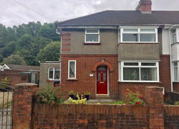 Thumbnail 3 bed semi-detached house for sale in Beaufort Terrace, Beaufort, Ebbw Vale