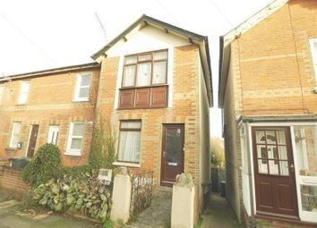 Thumbnail 3 bed end terrace house for sale in Osborne Road, Ryde, Isle Of Wight.
