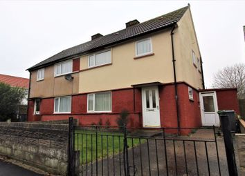 Thumbnail 3 bedroom semi-detached house for sale in Haverford Way, Ely, Cardiff