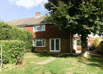 Thumbnail 3 bed semi-detached house for sale in Moat Lane, Prestwood, Great Missenden
