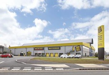 Thumbnail Warehouse to let in Big Yellow Self Storage Chester, The Printworks, Sealand Road, Chester