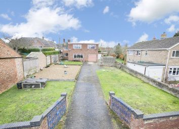 Thumbnail 4 bed detached house for sale in Queen Eleanor Road, Geddington