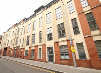 Thumbnail 2 bed flat to rent in Castle Exchange, 11 Old Lenton Street, Nottingham