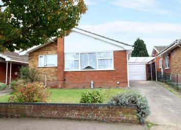 Thumbnail 3 bed detached bungalow for sale in Highland Drive, Worlingham