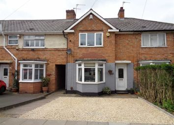 Thumbnail 4 bedroom terraced house for sale in Fieldhouse Road, Yardley, Birmingham
