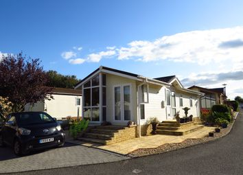 Thumbnail 2 bed mobile/park home for sale in Bakers Farm Park, Upper Horsebridge, Hailsham