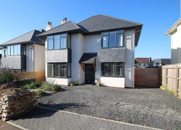 Thumbnail 4 bedroom detached house for sale in Great Churchway, Plymstock, Plymouth