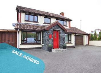 Thumbnail 4 bed detached house for sale in Haypark Avenue, Drumahoe, Londonderry
