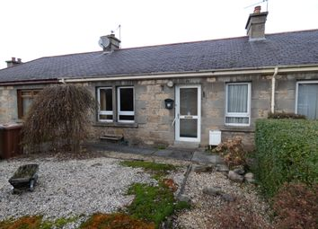 Thumbnail 2 bed terraced bungalow for sale in 18 Roysvale Place, Forres