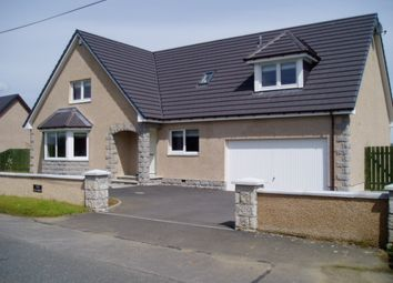 Thumbnail 5 bedroom detached house to rent in The Grange, Meikle Wartle, Inverurie