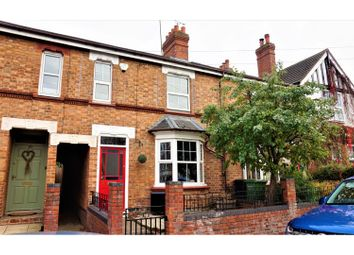 Thumbnail 3 bed town house for sale in Northwick Road, Evesham