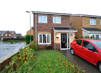 Thumbnail 3 bed detached house for sale in Northfield Grove, South Kirkby, Pontefract