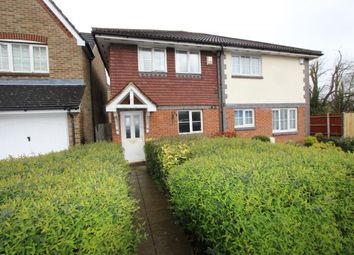 Thumbnail 2 bed terraced house to rent in Homeland Drive, Belmont, Sutton