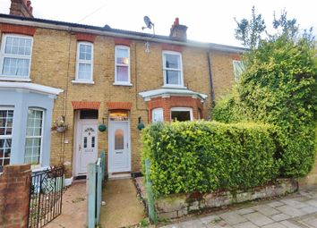 Thumbnail 3 bed terraced house for sale in Marlborough Road, Romford