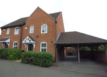 Thumbnail 3 bed property to rent in Blue Field, Singleton, Ashford