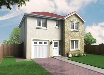 Thumbnail 4 bed detached house for sale in Plot 32, Laurel Bank, Station Road, Springfield, Fife