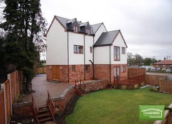 Thumbnail 5 bed detached house for sale in Pinfold Lane, Penkridge, Stafford