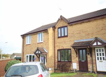 Thumbnail 2 bed terraced house to rent in Squirrel Crescent, Royal Wootton Bassett, Wiltshire