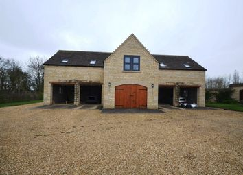 Thumbnail 1 bedroom flat to rent in Toft Lodge, Stamford Rd, Bourne