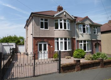 Thumbnail 3 bed semi-detached house for sale in Kenmore Crescent, Filton Park, Bristol