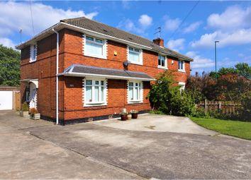 Thumbnail 3 bed semi-detached house for sale in Sycamore Crescent, Middlesbrough