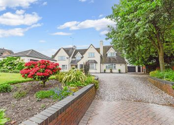 Thumbnail 5 bed detached house for sale in The Copse, Great Bridgeford, Stafford