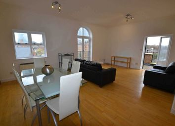 Thumbnail 3 bedroom flat to rent in Slate Wharf, Manchester