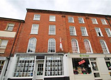 Thumbnail 1 bed flat to rent in Flat 3, 8 Market Square, Buckingham