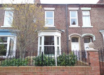 Thumbnail 3 bed terraced house for sale in Rosslyn Terrace, Sunderland