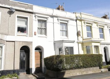 Thumbnail 4 bed terraced house for sale in North Road West, Plymouth