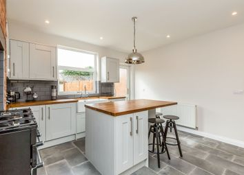Thumbnail 2 bed terraced house for sale in Underwood Road, Rothwell, Kettering