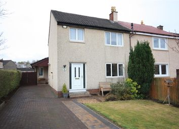 Thumbnail 4 bed end terrace house for sale in Rothesay Place, Coatbridge