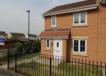 Thumbnail 3 bed end terrace house for sale in Stoneycroft Road, Sheffield