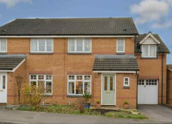 Thumbnail 3 bed semi-detached house for sale in Cusance Way, Hilperton, Trowbridge