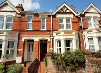 Thumbnail 4 bed terraced house for sale in Belle-Vue Road, Salisbury, Wilts