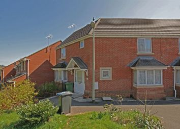 Thumbnail 3 bed semi-detached house for sale in Lavender Road, Exeter