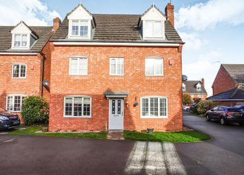 Thumbnail 5 bed detached house for sale in Nursery Gardens, Worksop