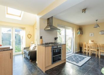 Thumbnail 3 bed semi-detached house for sale in Burton Place, Cowley, Oxford