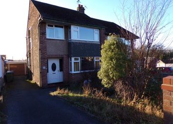 Thumbnail 3 bedroom semi-detached house for sale in Cambridge Drive, Woodley, Stockport, Greater Manchester