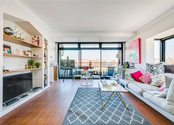 Thumbnail 2 bed flat for sale in Thameswalk Apartments, Hester Road, London