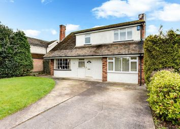 Thumbnail 4 bed detached house for sale in Pirie Road, Congleton