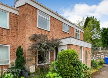 Thumbnail 2 bed semi-detached house for sale in Harvey Lane, Thorpe St. Andrew, Norwich