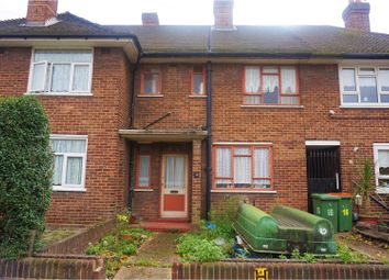Thumbnail 3 bed terraced house for sale in Ruscoe Road, London