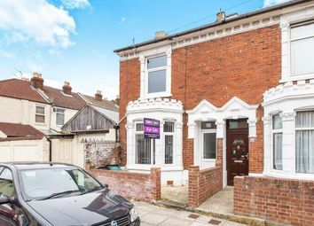 Thumbnail 3 bedroom end terrace house for sale in Tennyson Road, Portsmouth